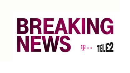 Fusie Tele2 en T-Mobile uitgesteld