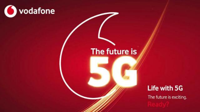 Het eerste Vodafone 5G abonnement!